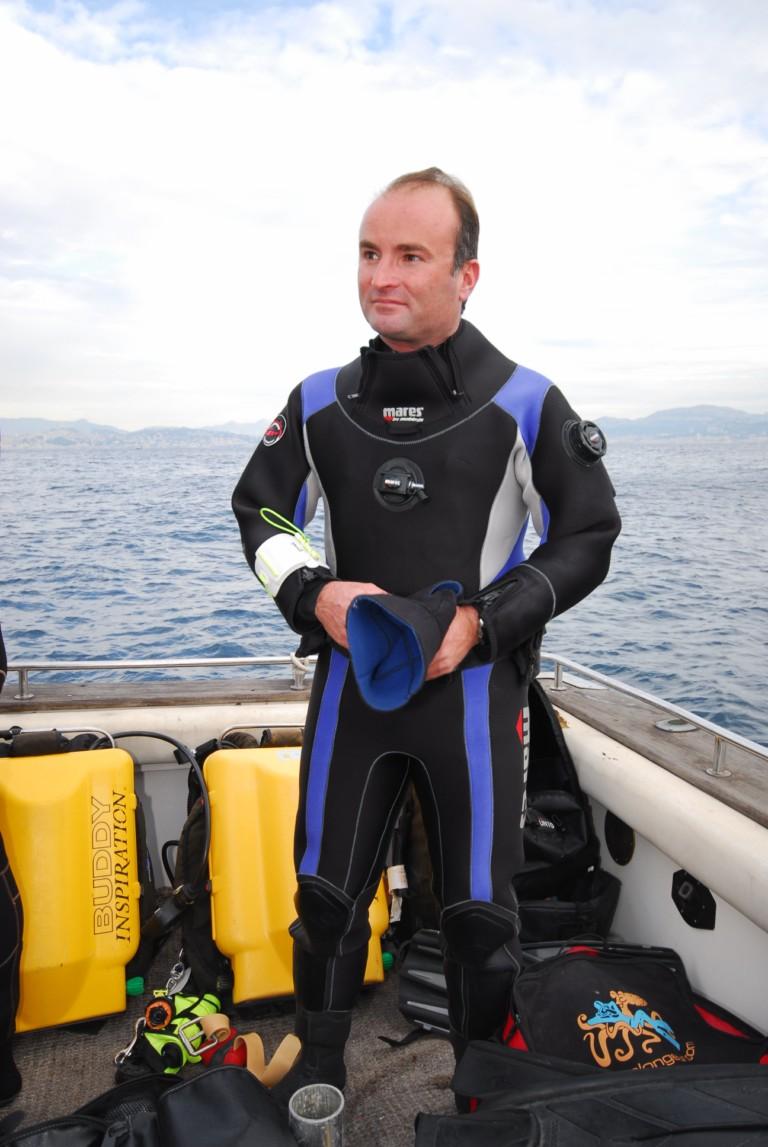 Tri Mix Solution : Trimix tek plongée marseille niveau